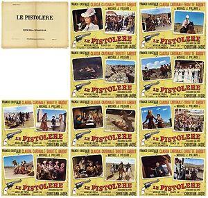 LE-PISTOLERE-FOTOBUSTE-10-PZ-BRIGITTE-BARDOT-1972-LES-PETROLEUSES-LOBBY-CARD