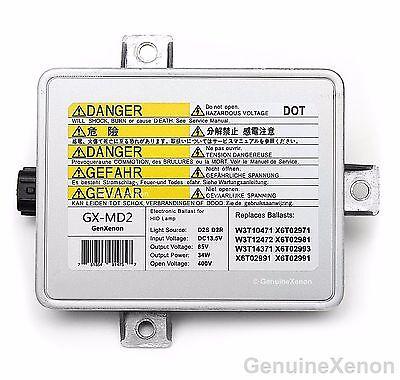 NEW! 2004-2005 Acura TSX Xenon Ballast HID Headlight Assembly Unit