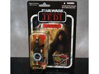 Star Wars Vintage VC87 Luke Skywalker Lightsaber Construction Canada Tri-Lingual