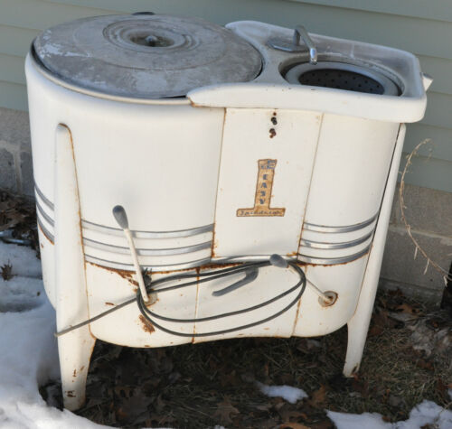 VINTAGE-ANTIQUE-EASY-WASHER-WASHING-MACHINE-CENTRAL-NY