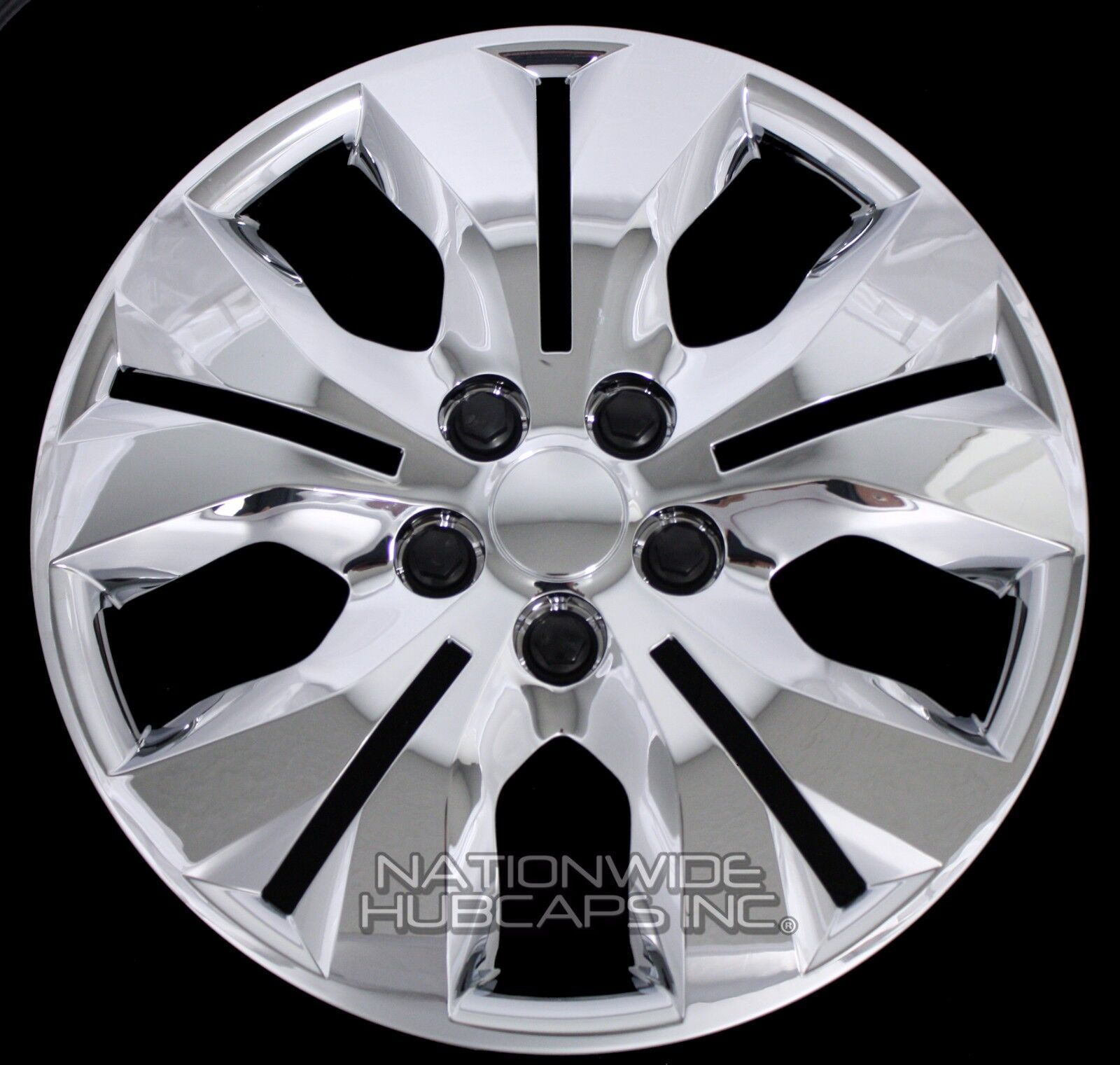 "4 New 09-12 Colorado Canyon 16/"" Chrome Hub Caps Wheel Skins Full Rim Covers Hubs"