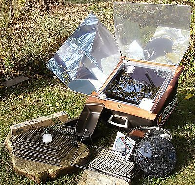 All American Sun Oven & Dehydrating, Prepardness Package~ Solar Oven