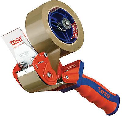 Tesa Handabroller Comfort 6400 Packbandabroller Klebebandabroller Abroller NEU