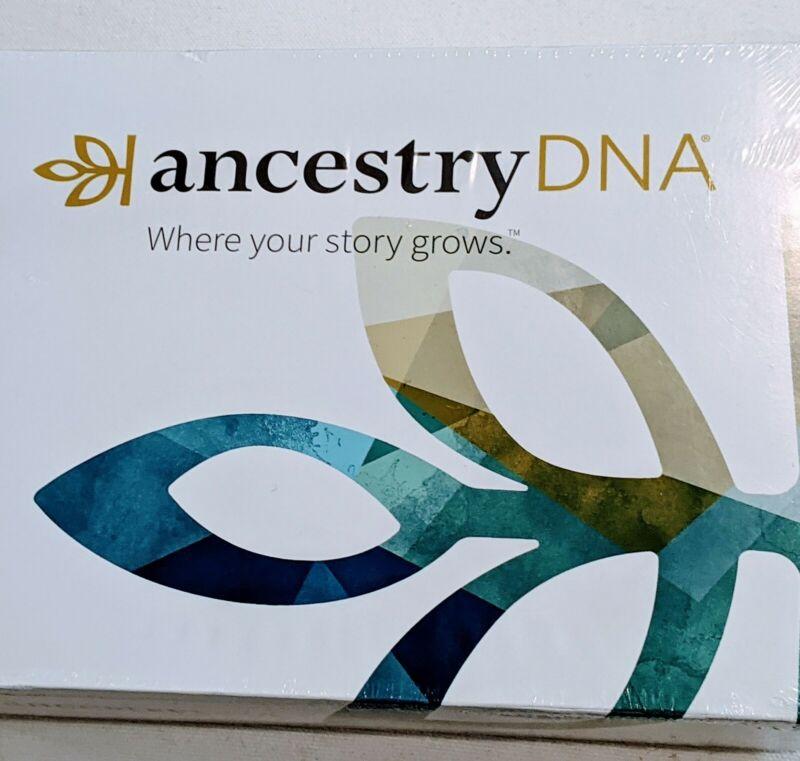 Ancestry DNA Genetic Ethnicity Estimate Test Sealed  -  Largest DNA Database