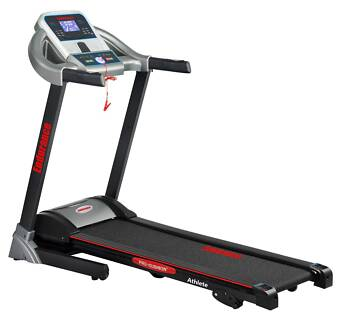 Brand New Athlete Electric Treadmill 14km/hr + Incline Leichhardt Leichhardt Area Preview