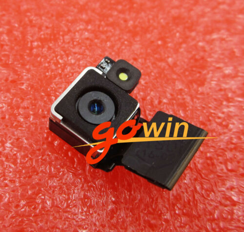 5PCS OEM iPhone 4S Back Rear 8MP Camera Module Replacement With Flash Flex Cable