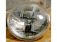 GENERAL ELECTRIC 12V GLASS SEALED BEAM LAMP H7610 *NEW*