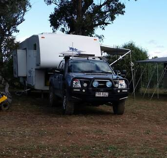 Venture Xtreme lite 5th wheeler Cawarral Rockhampton Surrounds Preview