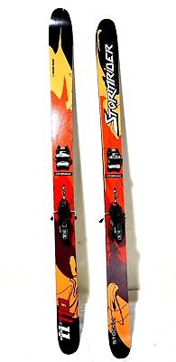 Stockli Stormrider 110 TT POWDER Skis NEW Bindings BRAND NEW Skis 192cm THE