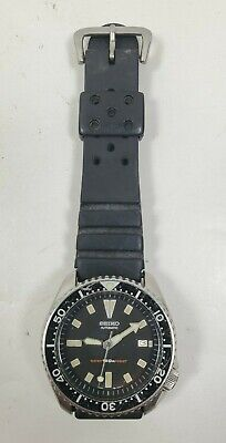 Vintage Seiko Diver 4th model 7002-7000 Automatic Watch