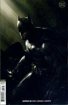 BATMAN #68 VARIANT ED - 2019 - DC COMICS - US-COMIC - USA - I333
