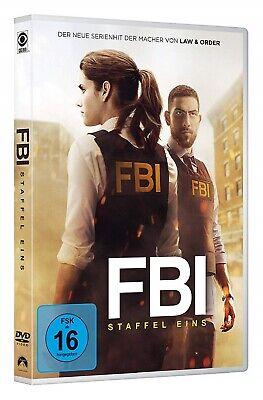 FBI Staffel 1 Neu und Originalverpackt 5 DVDs - Original Serie