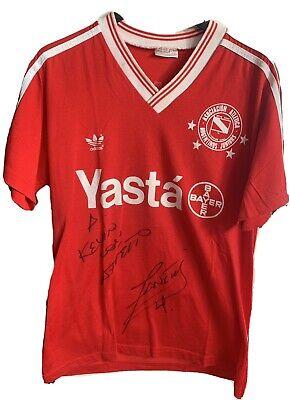 Maglia Camiseta Argentinos Juniors Originale 1991 Signed image