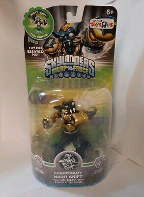 Skylanders Swap Force Legendary Night Shift Toys R Us Exclusive (Skylander Swap Force Toys R Us Exclusive)