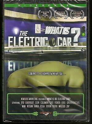What Is the Electric Car Who Stole Electric Car 2 sealed DVDs Dastoli Dupont