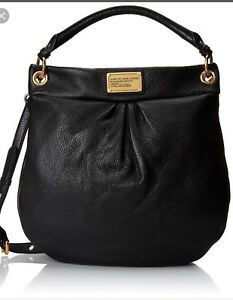 Marc Jacobs Classic Q Hillier Hobo in Black Bag