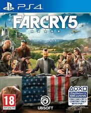 Far Cry 5 PS4 ***PRE-ORDER ITEM*** Release Date: 27/03/18