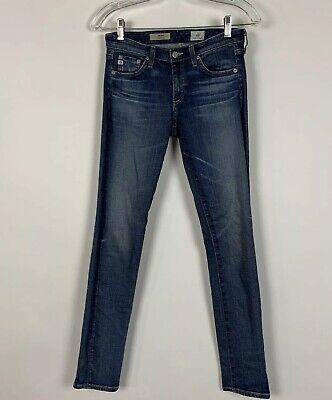Stilt Cigarette Leg (AG Adriano Goldschmied The Stilt Cigarette Leg Jeans Women's size 26 X 30)