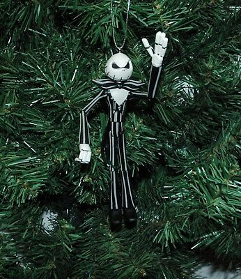 Jack Skellington Halloween or Christmas Ornament