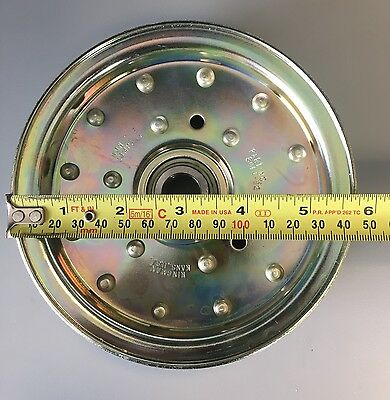 Replacement Bush Hog Idler Pulley for Finish Mower Part Number 88663 USA Made