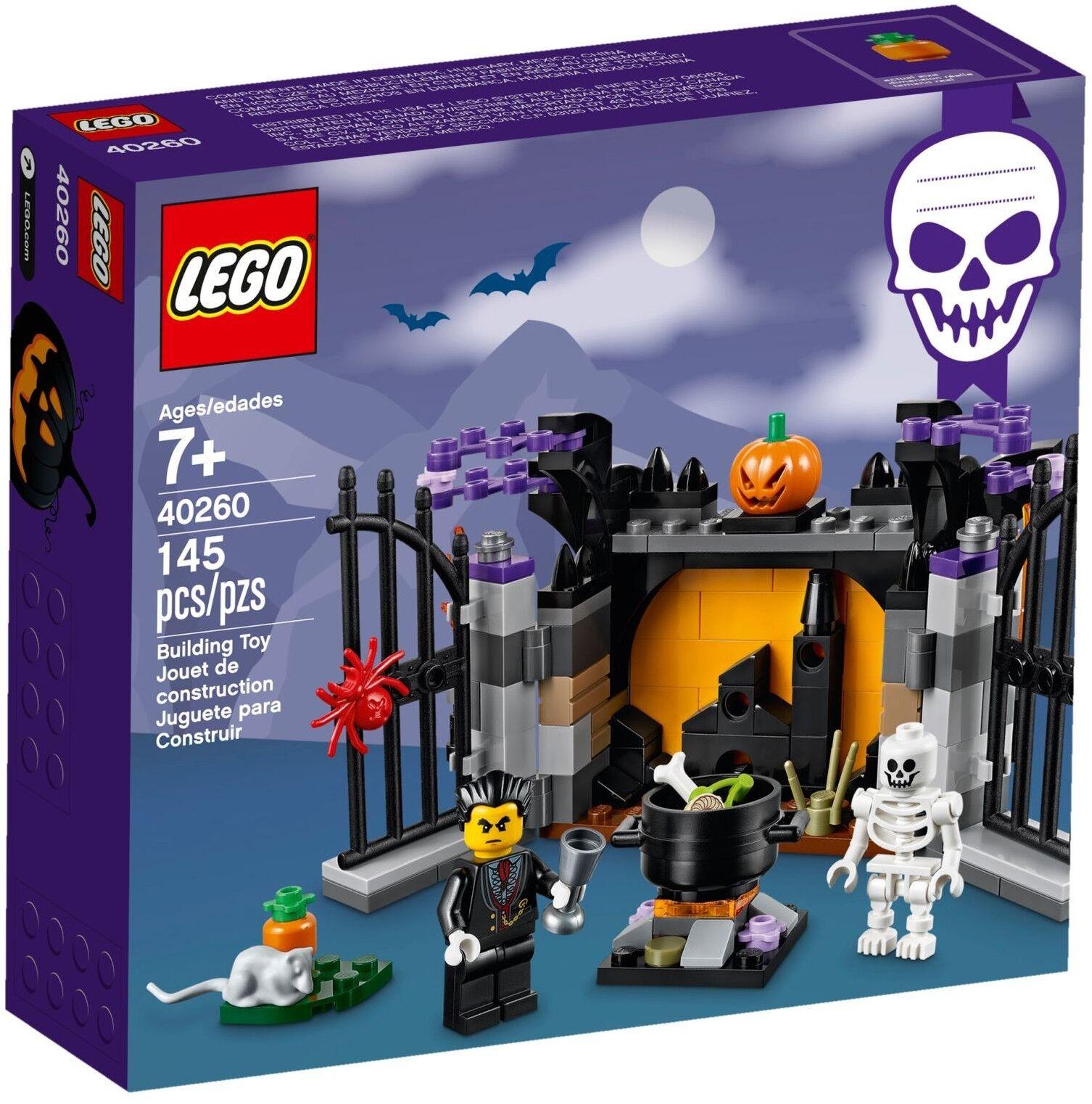 Lego - LEGO 40260 Halloween Haunt Set BRAND NEW SEALED Free Shipping 2017