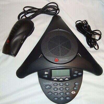 Polycom Soundstation 2 Conference Phone System
