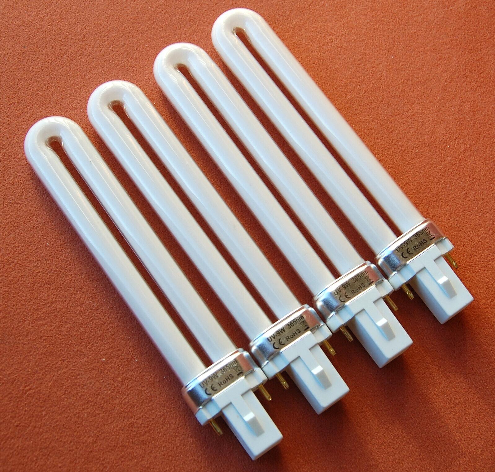 8 x Digital Ersatzröhren  DC Röhre für UV Lampe Lichthärtungsgerät