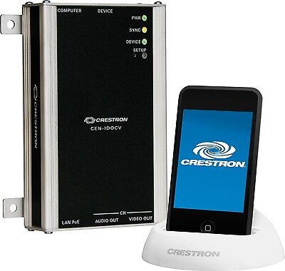 Crestron Prodigy P-IDOCV-DS Control Interface for IPOD New In Box