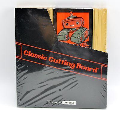 "Nintendo NES Game Shaped Classic 7""x8"" Wood Cutting Board Geek Fuel Exclusive"