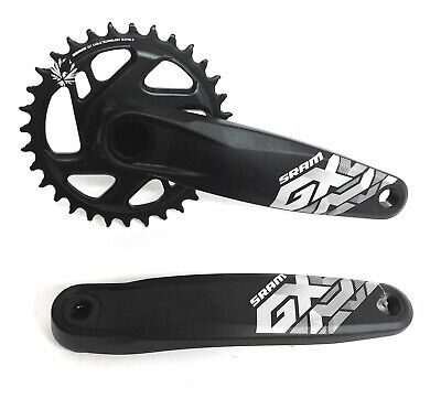 "SRAM GX 1400 1x11 GXP Crankset 36t X-Sync ""Narrow-Wide"" Chainring 175mm  New"