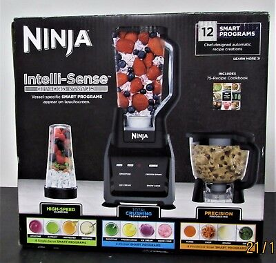 Ninja Intelli-Sense Kitchen System CT680A SLIGHTLY USED OPEN BOX