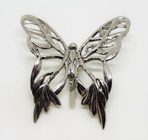 Vintage John Hardy Butterfly Scarf Clip