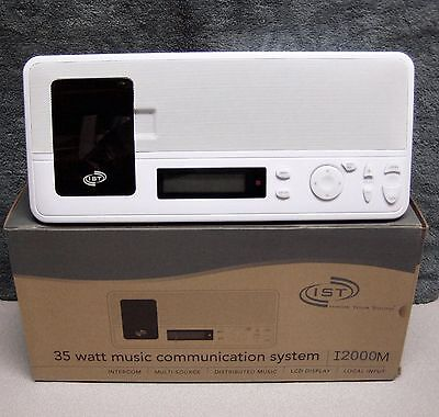 IntraSonic I2000M New Home Intercom System / iPod Dock  IST