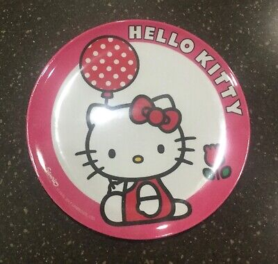 hello kitty melamine plate Chose quantity (price is per plate) combined postage