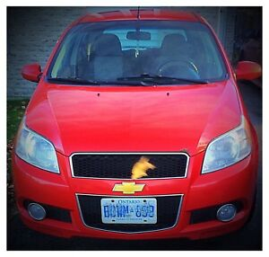 2010 Aveo. Great on gas. Still driving. $1300 As/Is
