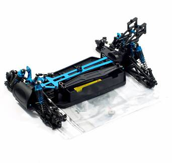 HSP RC CAR PRO 1/10 Brushless Buggy full rolling roller chassis