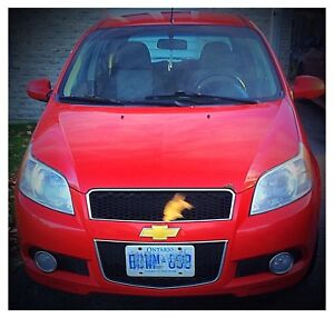2010 Aveo. Great on gas. Still driving. $1300.00 as/is
