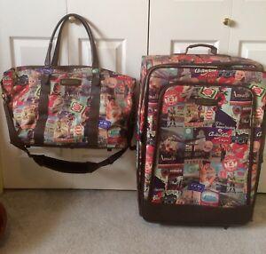Tracker Luggage