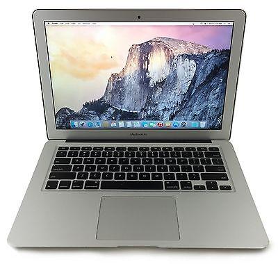 """Apple MacBook Air Core i5 1.4GHz 8GB RAM 256GB SSD 13"""" - MD761LL/B"""