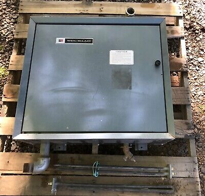 Weil Mclain Electric Boiler 136k Btu Radiant Heat Hydronic 40kw 240 Volt Watlow