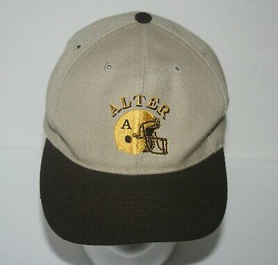 timeless design 21015 5aa21 Archbishop Alter High School Football Baseball Hat Cap, Snapback, RARE