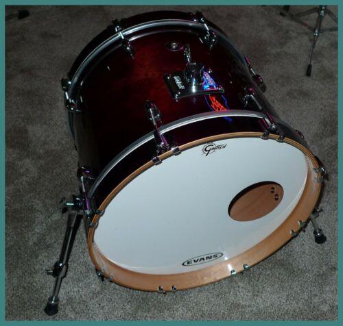 """Gretsch Catalina Club Jazz Bop Antique Gloss Fade Bass Drum 18"""" x 14"""""""