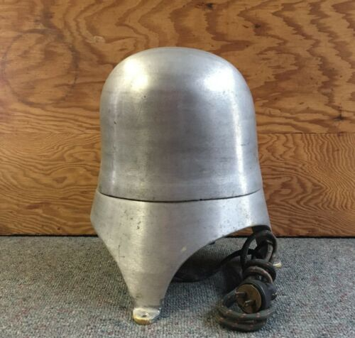 VERY NICE Vintage ELECTRIC HAT MOLD FORM 21 1/2 Stretcher Millinery WORKS