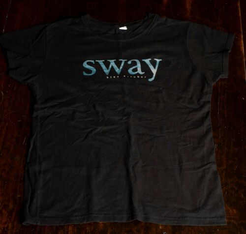 Blue October Sway Ladies T-Shirt Size XL