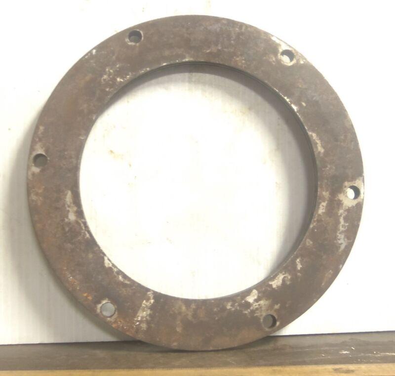 Steel Flange / Collar or (?) (NOS)