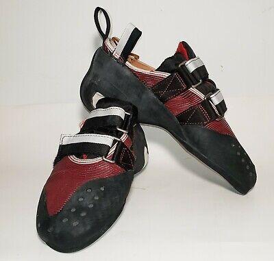 5 10 Five Ten Stealth Rock Climbing Shoes. Women's 9.