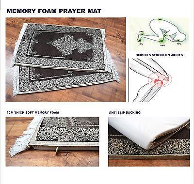 Islamic Prayer Mat Padded