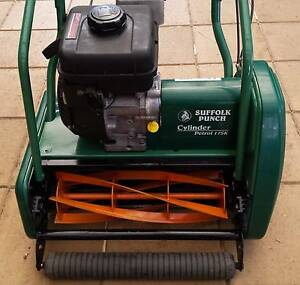 "Suffolk punch 17SK 17"" Kawasaki powered Cylinder Mower Mount Barker Mount Barker Area Preview"