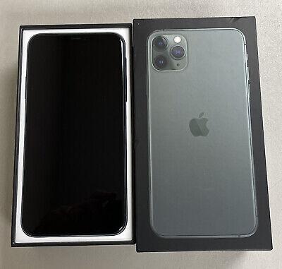 Apple iPhone 11 Pro Max 256GB MidnightGreen (Unlocked) A2161 (CDMA GSM)LikeNu