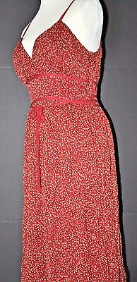 Jonathan Martin Dress 6 Medium Lined greek godess Empire waist Gown defect - Greek Godess Dress